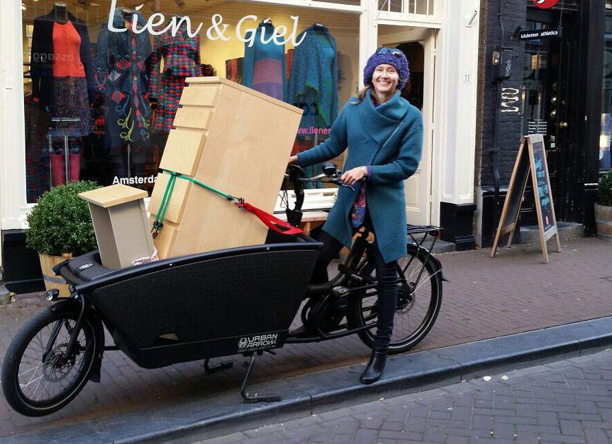 meilleur vélo cargo électrique
