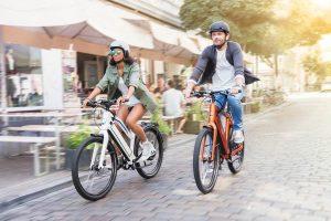 Vélo électrique ville