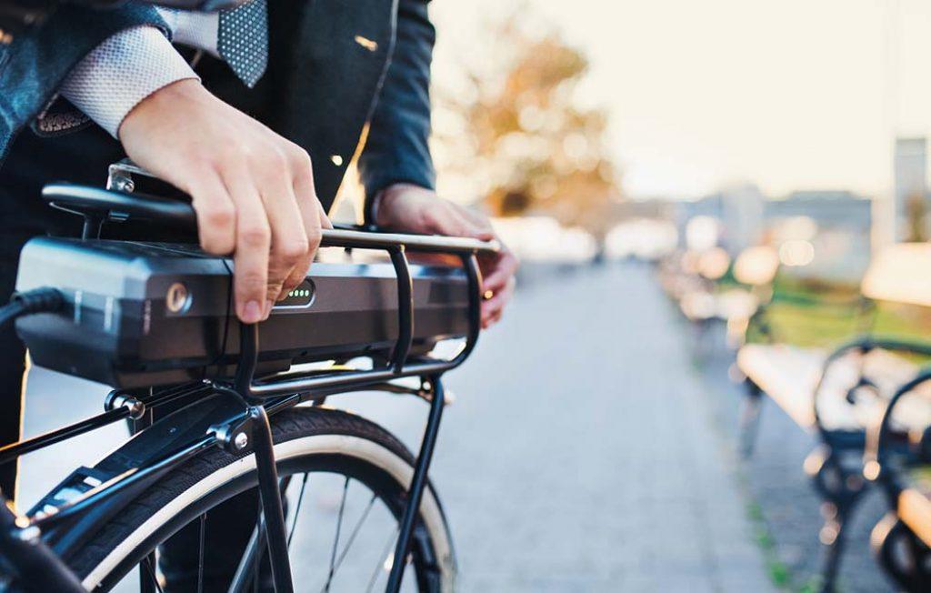 La batterie, le composant majeur du vélo électrique