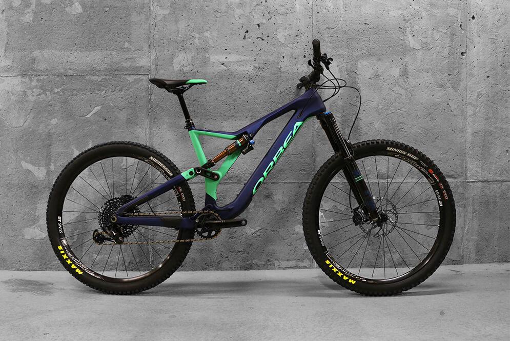 Orbea Rallon M10. Contender Bicycles Salt Lake City, Utah.