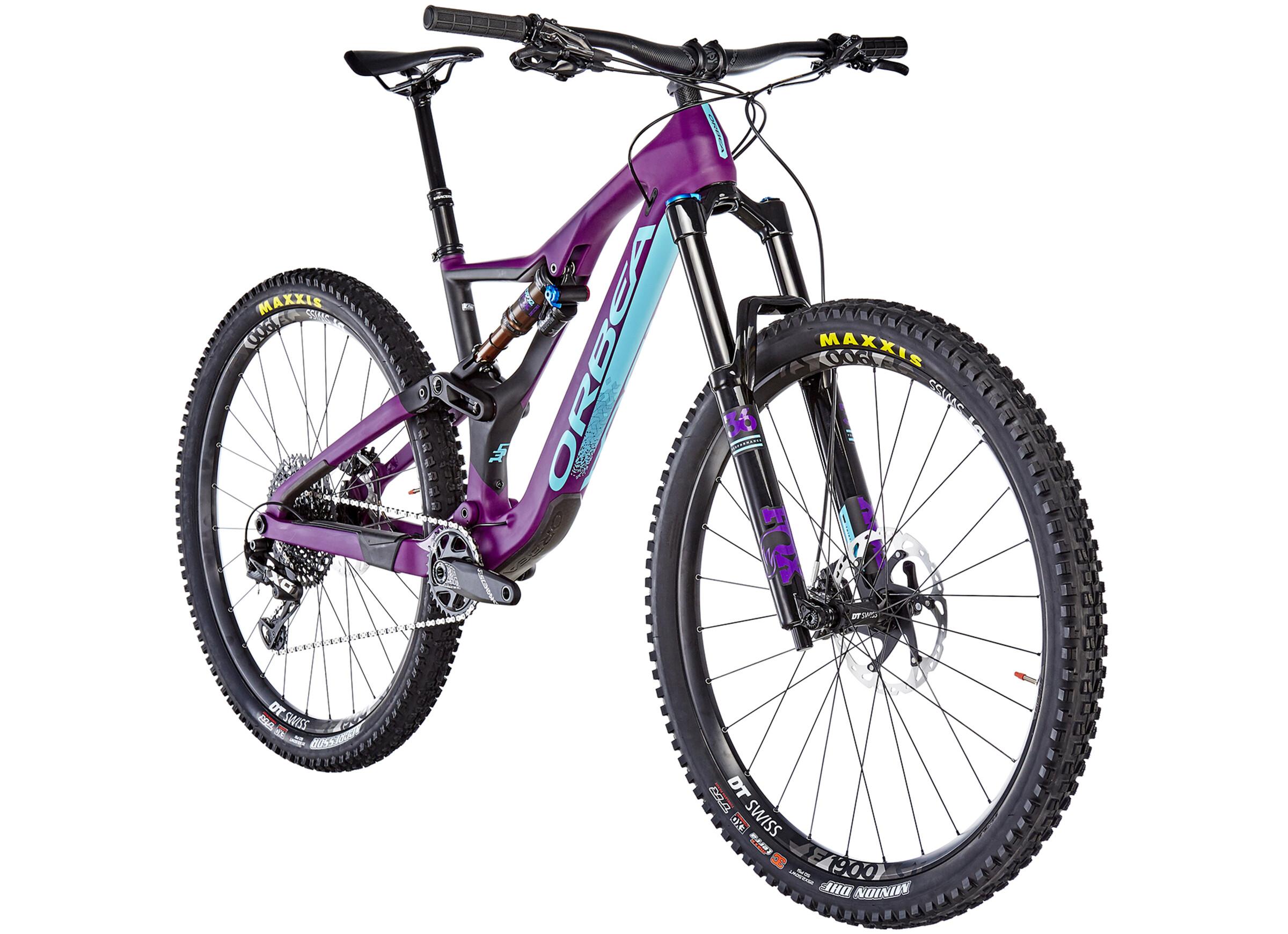 ORBEA Rallon M10, purple su Bikester