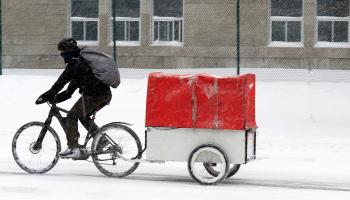 Préparez votre e-vélo pour l'hiver